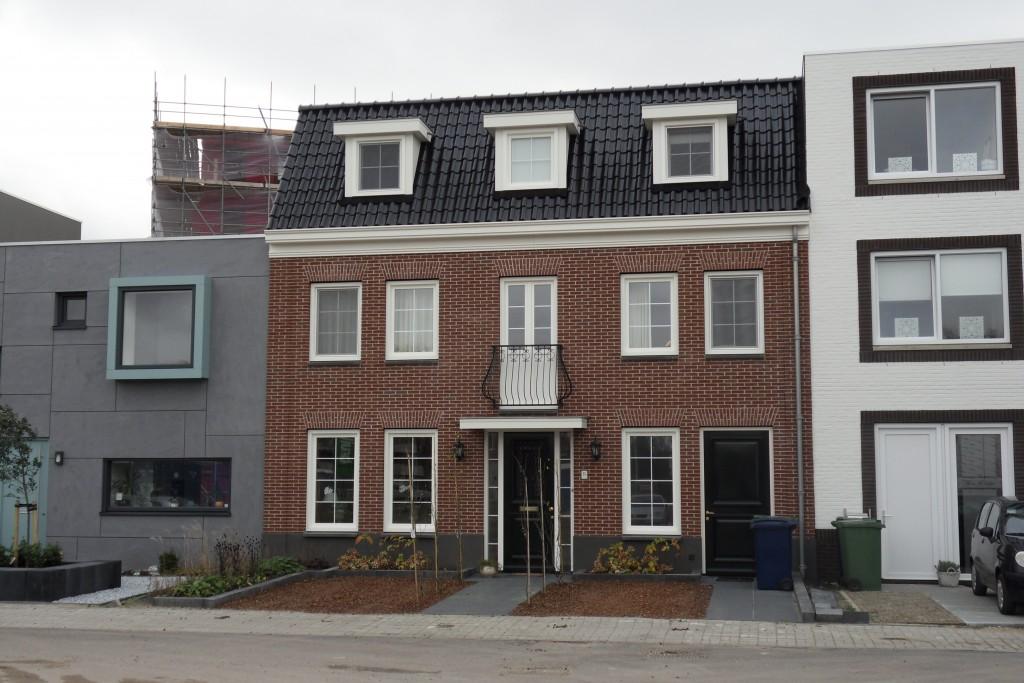 Nieuwbouw den haag bouwbedrijf bruinhorst vd end for Nieuwbouw den haag